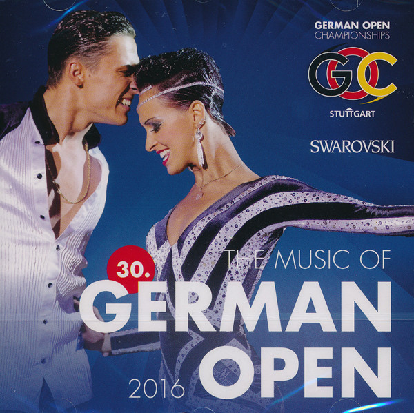 The Music of German Open Championships 2016