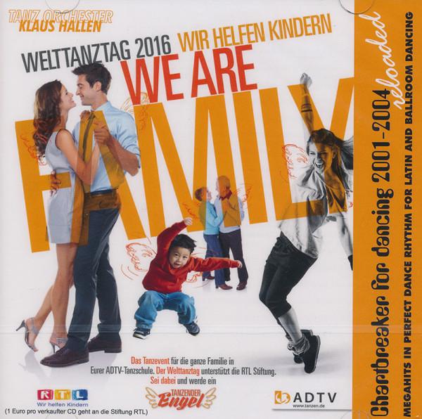 Welttanztag 2016 - Chartbreaker for Dancing 2001-2004 - reloaded