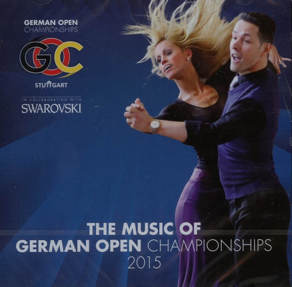 The music of German Open Championships 2015
