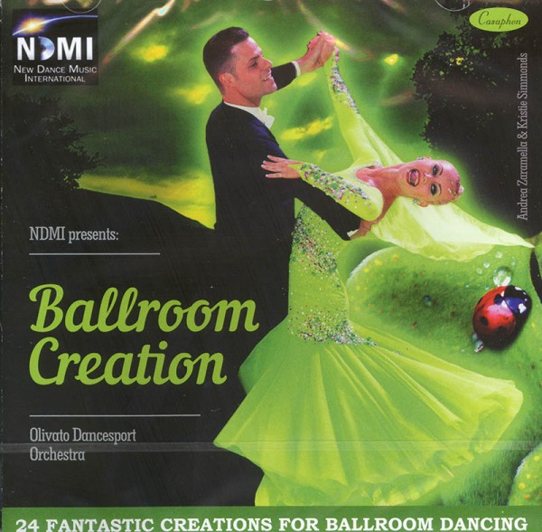NDMI presents: Ballroom Creation