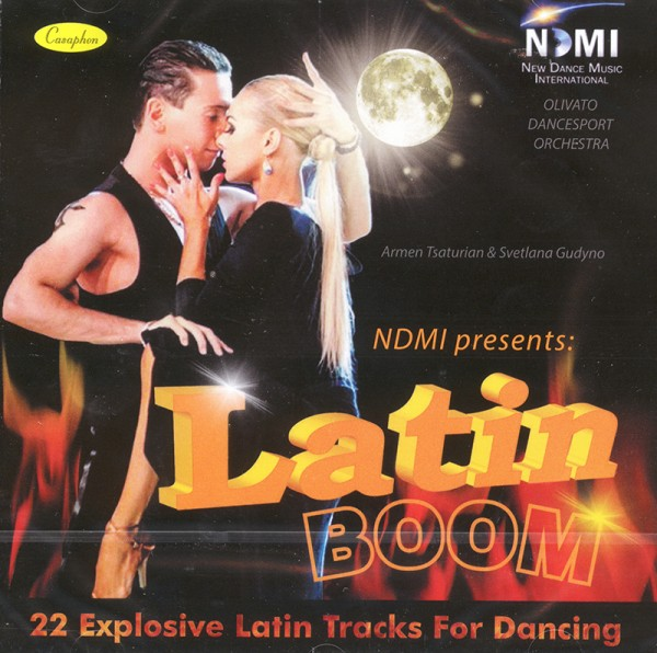 latin boom