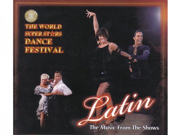 2008 World Super Stars Dance Festival Latein