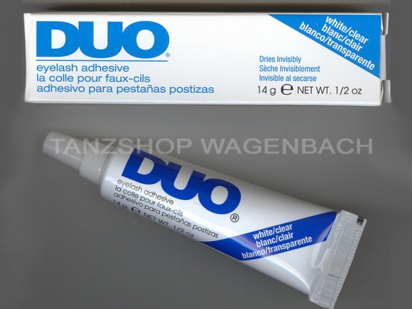 Wimpernkleber Duo