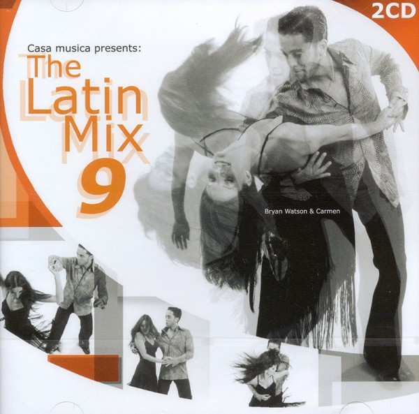 The Latin Mix 9