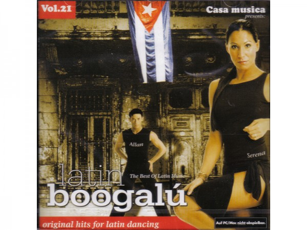 Vol. 21 - Latin boogalu