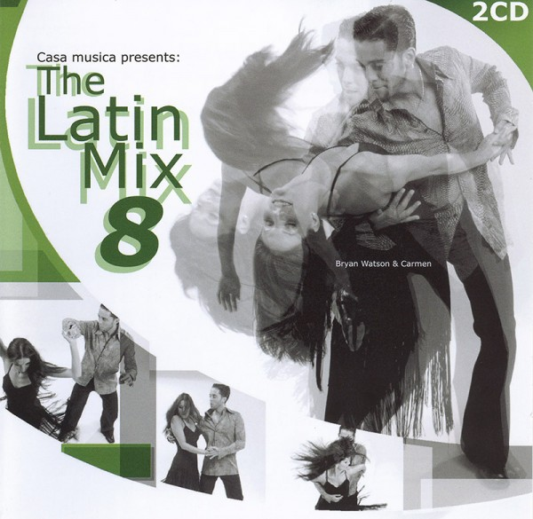 The Latin Mix 8