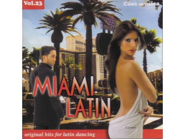 Vol. 23 - Miami Latin