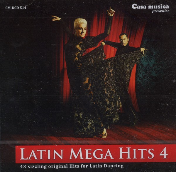 Latin Mega Hits 4