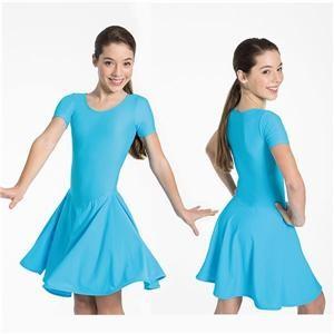 Intermezzo 8032 Mädchen-Tanzkleid