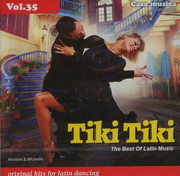 Vol. 35 - Tiki Tiki