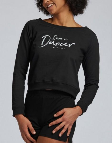 Sweatshirt von Temps Danse