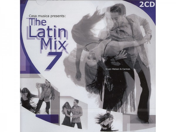 The Latin Mix 7