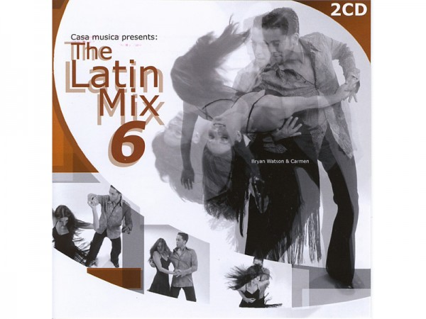 The Latin Mix 6