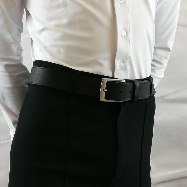 Herrengürtel aus Leder